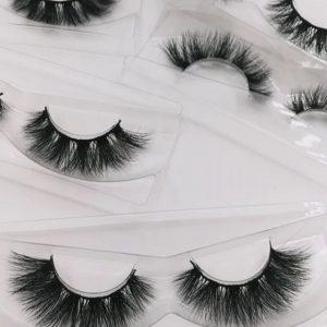 Mink eyelashesare the most important part of eye makeup
