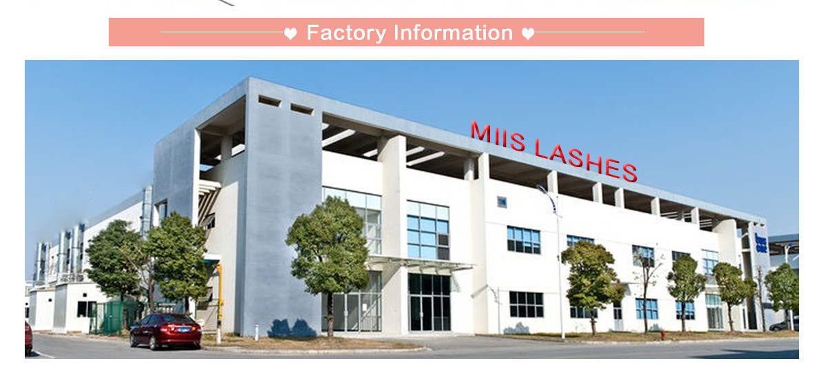 Miis Lashes –China Honest and Reliable Mink Lashes Wholesaler Vendor and Manufacturer