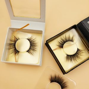wholesale mink lashes vendor false eyelashes wholesale human lash factory
