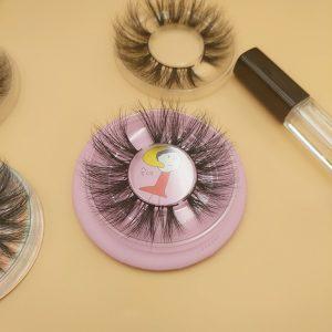 wholesale vendors for lashes mink lash strips china 3d mink fur eyelash factory