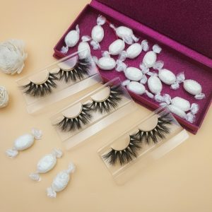 wholesale vendors for lashes mink lash strips china