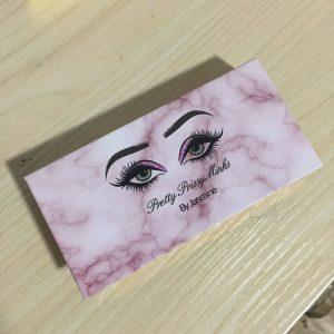Custom Eyelash Packaging Box Case Wholesale Vendor and