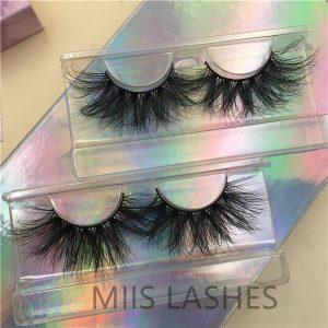 Eyelash Vendors Wholesale 25mm Mink Lash Vendors Lash