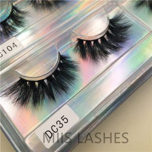 Eyelash Vendors Wholesale 25mm Mink Lash Vendors Lash