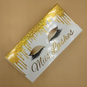 Custom Eyelash Packaging Boxes Wholesale Vendors
