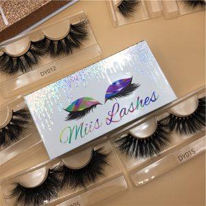 custom eyelash packaging boxes
