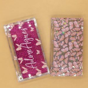 Wholesale custom eyelash boxes