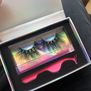 one pair custom eyelash boxes (6)