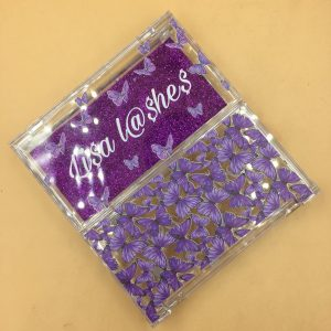 Custom Eyelashes Packaging