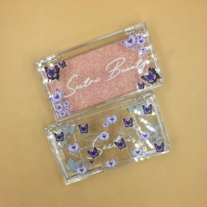 Design Eyelash Box
