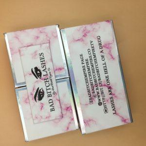 create your own eyelash packaging