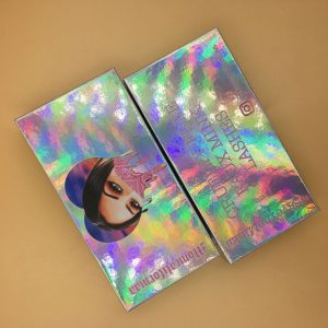 Holographic Custom Eyelash Packaging Boxes (28)