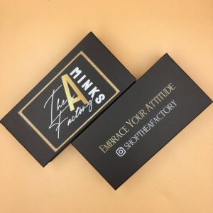 custom eyelash boxes with logo