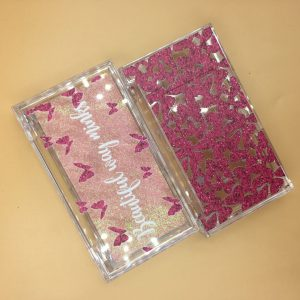Red Butterly Custom Eyelash Packaging Boxes (46)