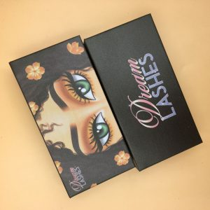 customize eyelash case