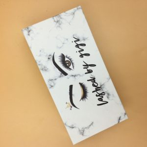 creative lash packaging