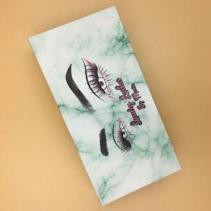 lash box custom