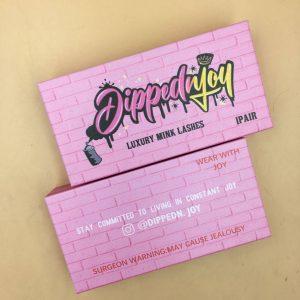 Create eyelash Packaging