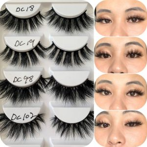 mink strip eyelash wholesale vendor