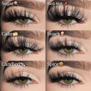 Fluffy 25mm precious mink eyelashesFluffy 25mm precious mink eyelashes