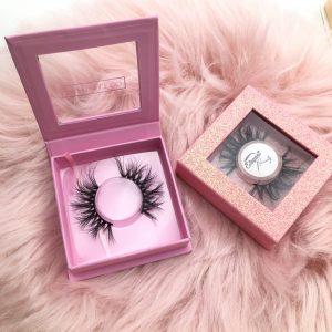 Best selling mink eyelashes