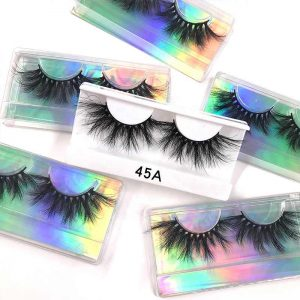 Clear Free Eyelash Packaging