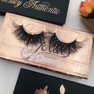 high-quality mink eyelashes
