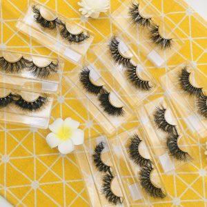 natural mink eyelashes factory