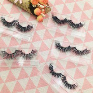 best 3D mink false eyelashes