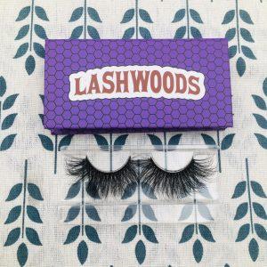 lash wood packaging boxes