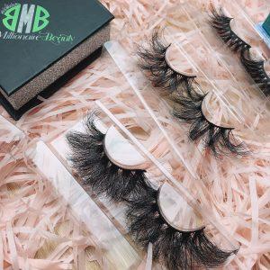 luxury 3d mink eyelashes