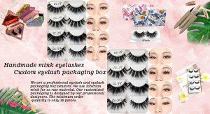 lashes manufacturer