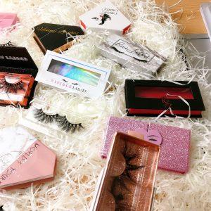 luxury mink eyelashes factory