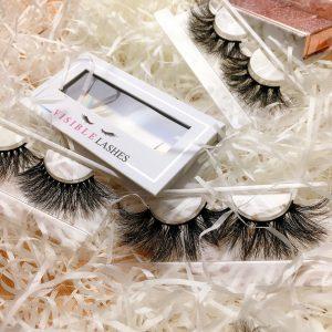 false eyelash packaging box