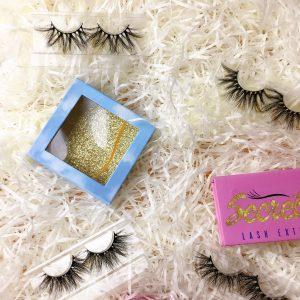 lash box wholesale