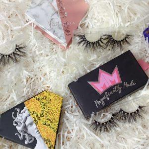 wholesale mink strip lashes