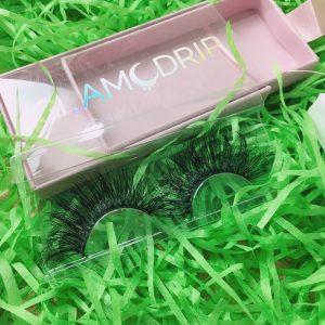 3d mink eyelashes boxes