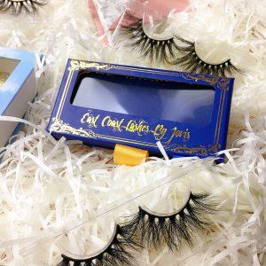 low price flash eyelash packaging box