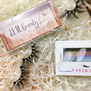 make your own eyelash box