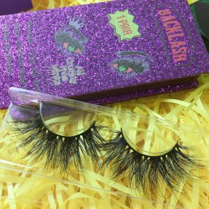 wholesale mink eyelash strips