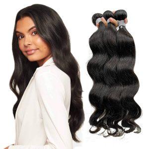 Wholesale Cheap Hair Bundles Natural Brazilian Human Hair Extensions