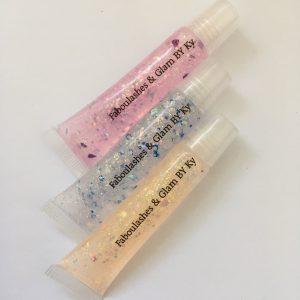 custom lip gloss labels