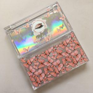 Butterly Custom Eyelash Packaging