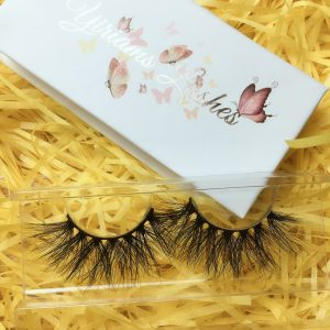 create your own eyelash packaging box,