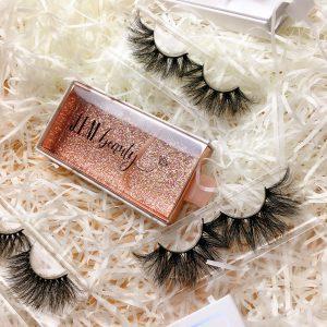 wholesale luxury mink lashes