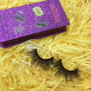 Lashes Packaging Factory